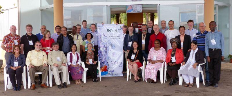 INSeCT2014_BeloHorizonte Participants